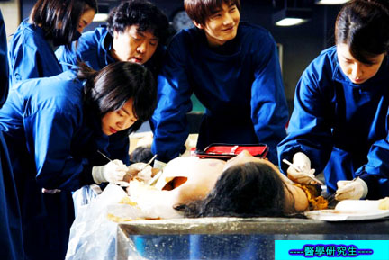 屍體解剖課